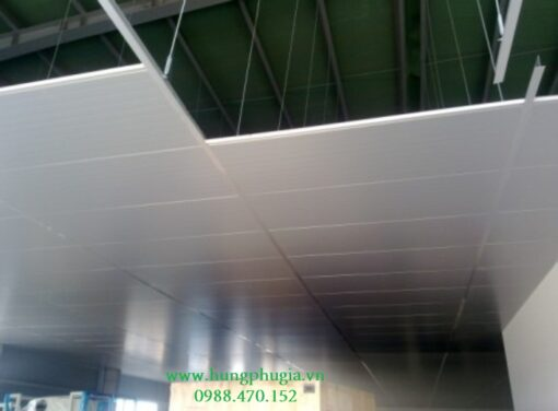 Tấm xốp chống nóng EPS làm trần nhà ở