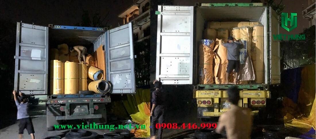 Công ty sản xuất tấm lợp lấy sáng Polycarbonate Đặc Ruột giá rẻ tại Tp.HCM