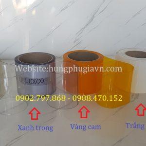 Màu sắc Màn nhựa PVC Ngăn lạnh, Ngăn bụi, Côn trùng Giá Rẻ