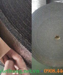 Cuộn mút xốp cách nhiệt Pe OPP phủ 1 lớp bạc một lớp keo