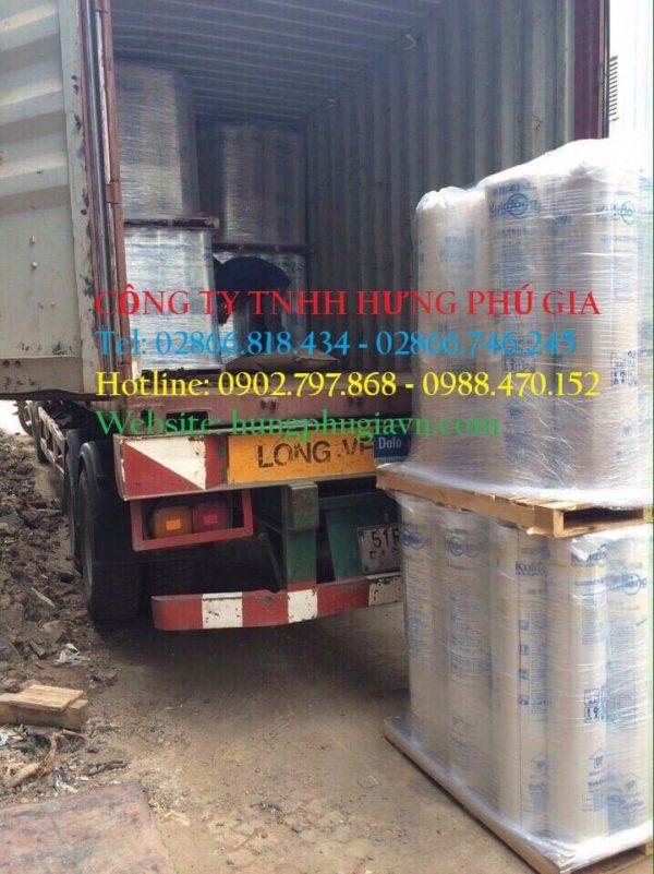 Giấy dầu Hàn Quốc chống thấm mái tôn