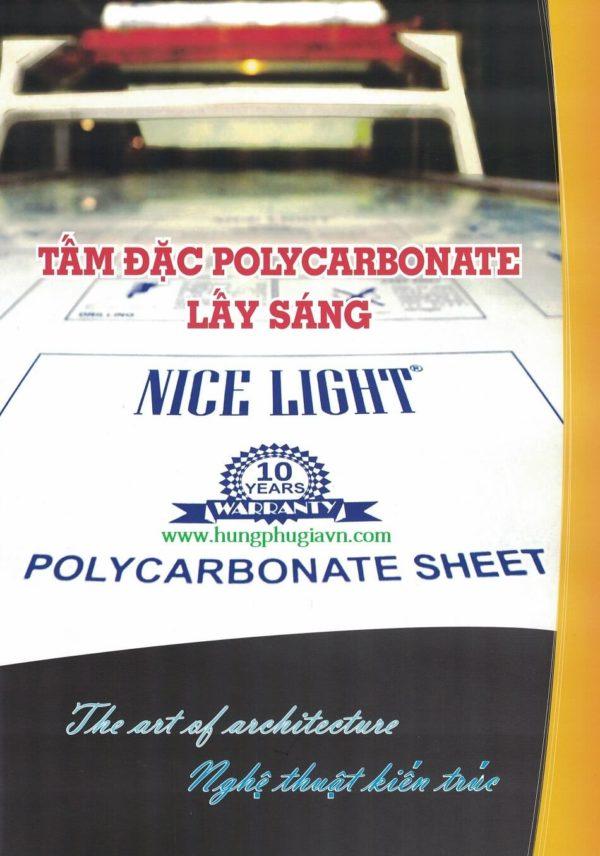 Catalo Tấm Poly Nice Light