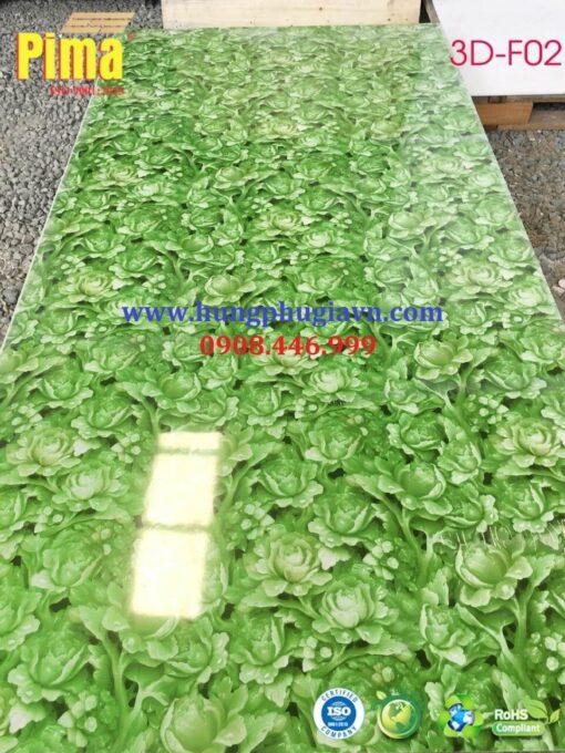 Tấm nhựa vân đá pvc 3D-F02