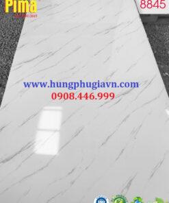 Tấm ván nhựa vân đá ốp tường pvc 8845