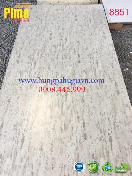 Tấm nhựa vân đá ốp tường pvc8851