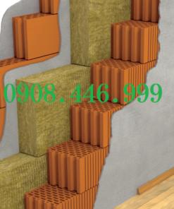 Tấm cách âm Rockwool cho tường