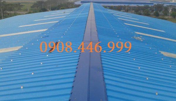 Tôn nhựa Asa PVC lợp mái nhà xưởng