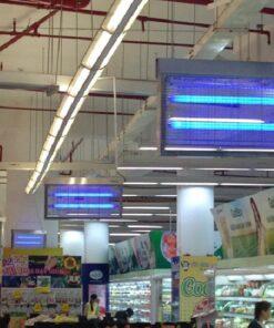 Đèn diệt côn trùng dùng trong siêu thị thực phẩm