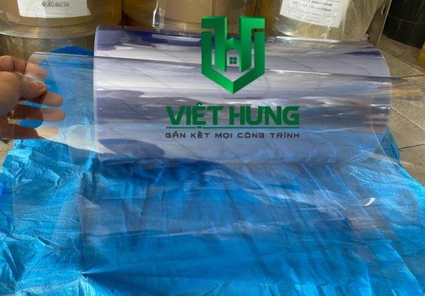 Cuộn Màng Nhựa PVC Cứng Trong Suốt