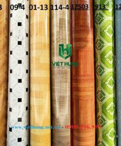 Bảng màu tấm simili lót sàn dày xốp 1.8mm giá rẻ tại Tp.HCM