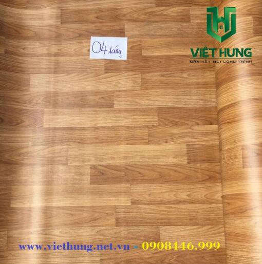Bảng màu simili trải sàn chống cháy JY004 Trơn láng