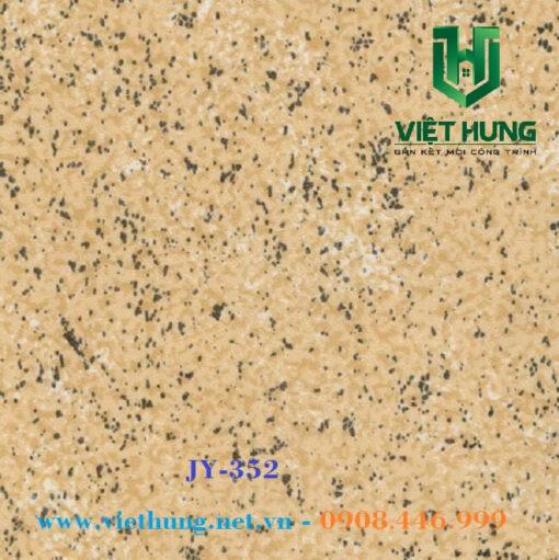 Bảng màu simili trải sàn chống cháy 1.2mm JY352