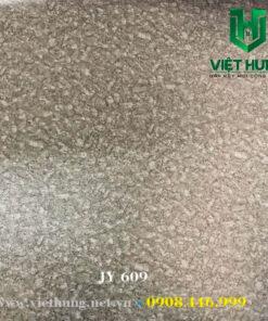 Bảng màu simili trải sàn chống cháy 1.2mm JY609