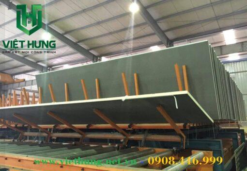 Nhà máy sản xuất tấm gạch mát chống nóng