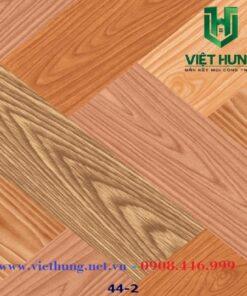 Mẫu màu simili lót sàn mỏng 0.5mm vân gỗ 44-2
