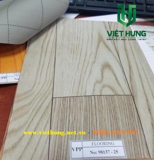 Mẫu màu simili lót sàn mỏng 0.5mm vân gỗ 98137-25