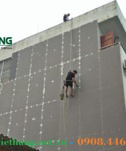 Gạch mát cách nhiệt cho tường nhà ngoài trời