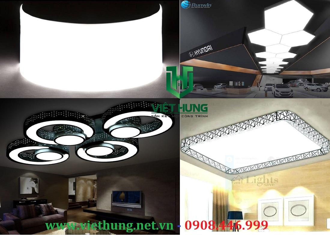 Ứng dụng của tấm nhựa tản sáng Polycarbonate đèn Led