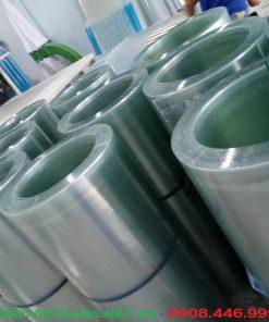 Kho hàng cuộn tôn nhựa lấy sáng phẳng| Tôn nhựa Composite Sợi thủy tinh