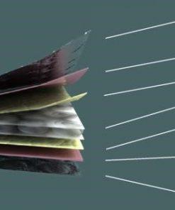 Cấu tạo của tấm túi khí cách nhiệt Cát Tường 8A2
