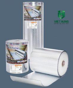 Tấm túi khí cách nhiệt Cát Tường 8A2 dày 8mm phủ 2 mặt nhôm