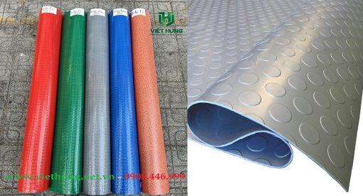 Cuộn simili lót sàn chống trượt dày 1.2mm cao cấp