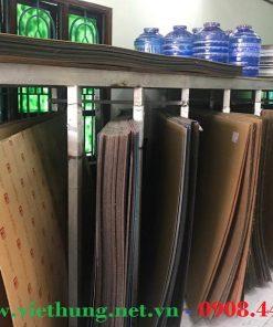 Kho hàng tấm nhựa Mica Acrylic Trong suốt và Mica màu Việt Hưng